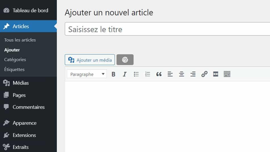 Supprimer auteur et date dans un article WordPress