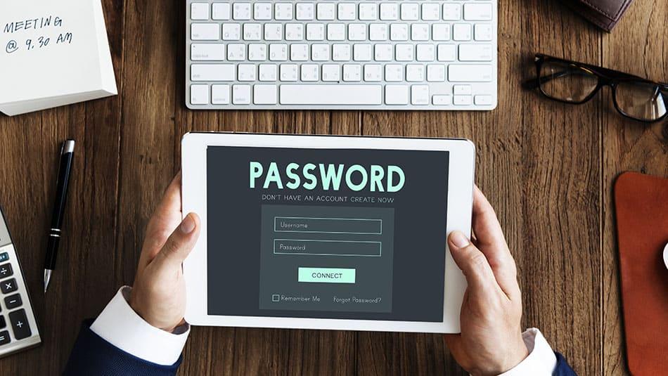 Choix gestionnaires de mots de passe